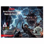 Dungeons & Dragons - Nolzurs Marvelous Pigments Monster Paint Set - Packshot 1