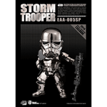 Star Wars - Stormtrooper Chrome Egg Attack Action Figure - Packshot 1