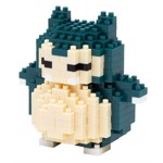 Pokemon - Snorlax Nanoblocks Figure - Packshot 1