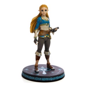 "The Legend of Zelda: Breath of the Wild - Zelda 10"" PVC Painted Statue Standard Edition"
