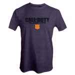 Call of Duty: Black Ops 4 Logo Grey T-Shirt - Packshot 1