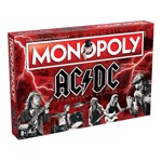 Monopoly - AC/DC Edition Board Game - Packshot 1
