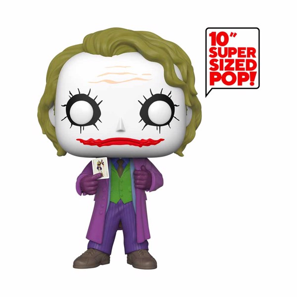 "DC Comics - Batman - Joker 10"" Pop! Vinyl Figure - Packshot 1"