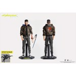 Cyberpunk 2077 - V Male 1/6 Articulated Action Figure - Packshot 3