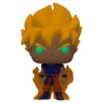 Dragon Ball Z - Goku Super Saiyan Glow Pop! Vinyl Figure - Packshot 1