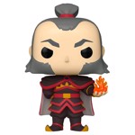 Avatar: The Last Airbender - Admiral Zhao with Fireball Glow Pop! Vinyl Figure - Packshot 1