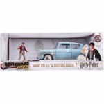 Harry Potter - Ford Anglia Diecast Replica with Harry Potter Figure - Packshot 6