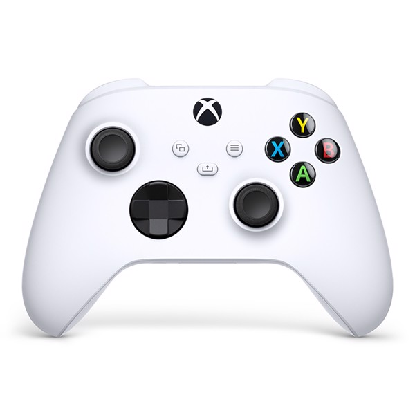 Xbox Wireless Controller - Robot White - Post Launch Shipments (expected 2020) - Packshot 1