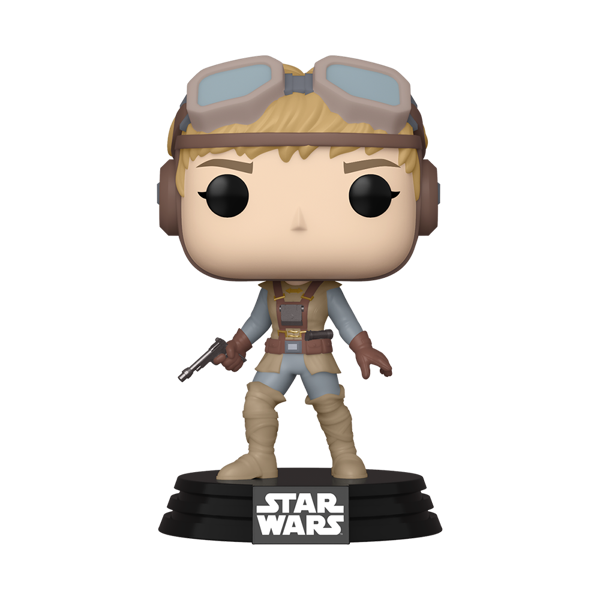 Star Wars - Concept Series Starkiller Galactic Convention Pop! Vinyl Figure - Packshot 1