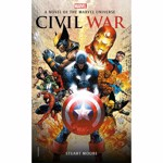 Marvel - Civil War Novel by Stuart Moore - Packshot 1