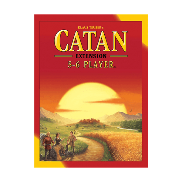Catan Board Game - Extension for 5-6 Players - Packshot 1