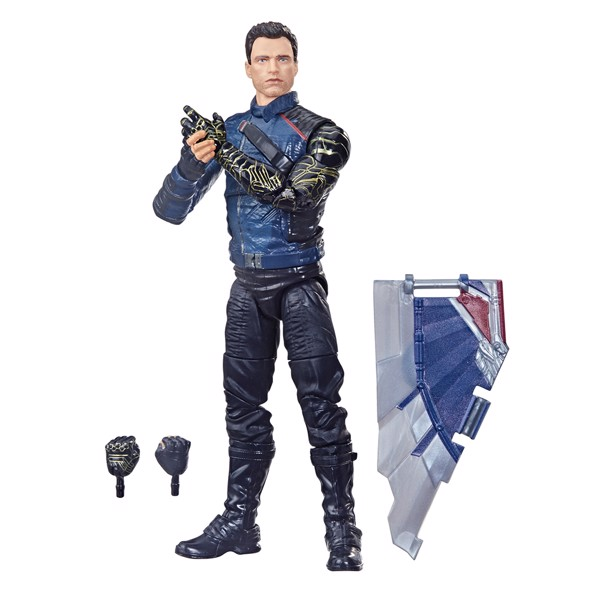 "Marvel Legends Series - Winter Soldier 6"" Action Figure - Packshot 1"