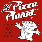 Disney - Toy Story - Pizza Planet T-Shirt - Packshot 2