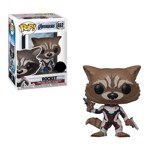 Marvel - Avengers 4: Endgame - Rocket Team Suit Pop! Vinyl  - Packshot 1
