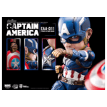 Marvel - The Avengers: Age of Ultron - Captain America Egg Attack 15cm Action Figure - Packshot 3