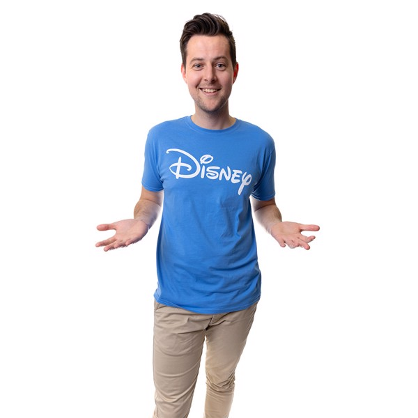 Disney Logo T-Shirt - Packshot 2
