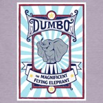 Disney - Dumbo the Magnificent T-Shirt - S - Packshot 2