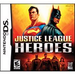 Justice League Heroes - Packshot 1