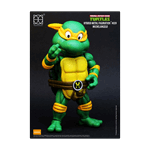Teenage Mutant Ninja Turtles - Michelangelo 14cm HEROCROSS Hybrid Metal Figure - Packshot 3