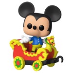Disney - Disneyland 65th Anniversary Mickey in Casey Jr Carriage Pop! Ride
