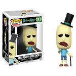 Rick and Morty - Mr Poopy Butthole Pop! Vinyl Figure - Packshot 1