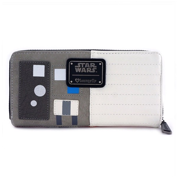 Star Wars - Rebel Alliance X-Wing Loungefly Cosplay Wallet - Packshot 2