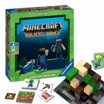 Minecraft: Builders & Biomes Board Game - Packshot 2