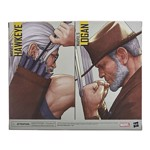 Marvel - X-Men - Marvel Legends Hawkeye and  Logan 2 Pack Action Figures - Packshot 3