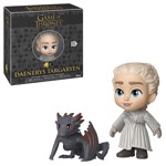 Game of Thrones - Daenerys Targaryen with Drogon 5-Star Vinyl Figure - Packshot 1