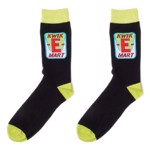 The Simpsons - Kwik-E-Mart Socks - Packshot 1