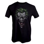 DC Comics - Joker Text face T-Shirt - XL - Packshot 1