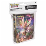 Pokemon - TCG - Sword & Shield: Rebel Clash 4-Pocket Mini Portfolio - Packshot 1