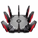 TP-Link AX11000 Next-Gen Tri-Band Gaming Router - Packshot 1