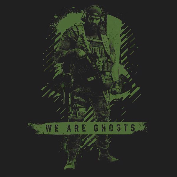 Tom Clancy's Ghost Recon: Breakpoint - We Are Ghosts T-Shirts - Packshot 2