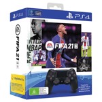 New PlayStation 4 DualShock 4 FIFA 21 Wireless Controller - Packshot 1