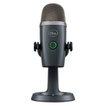 Blue Yeti Nano Premium USB Microphone - Shadow Grey - Packshot 1