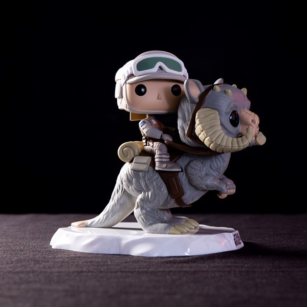 Star Wars - Luke on Tauntaun Deluxe Pop! Vinyl Figure - Packshot 2