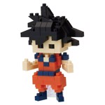 Dragon Ball Z - Goku Nanoblocks Figure - Packshot 1