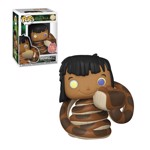 Disney - Jungle Book - Mowgli with Kaa Pop! Vinyl Figure - Packshot 1