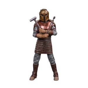 "Star Wars - The Mandalorian - The Black Series Armorer 6"" Action Figure"