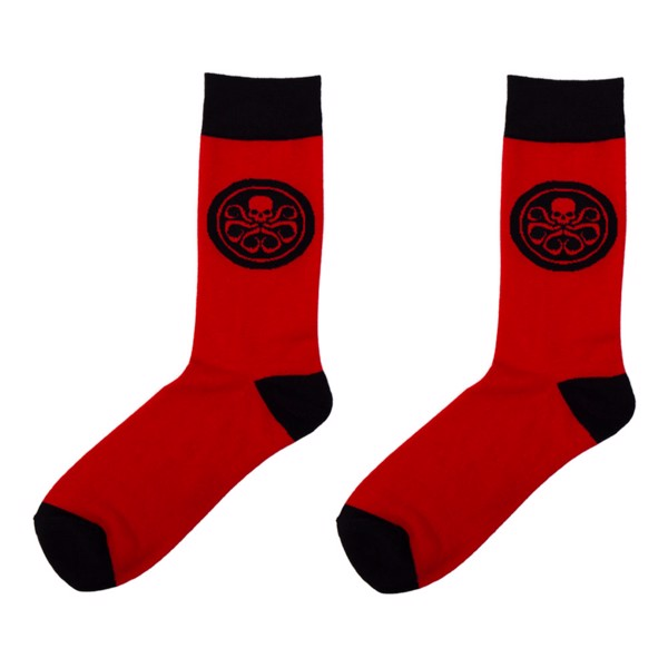 Marvel - Hydra Socks - Packshot 1
