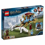 Harry Potter - LEGO Beauxbatons' Carriage: Arrival at Hogwarts Construction Set - Packshot 4