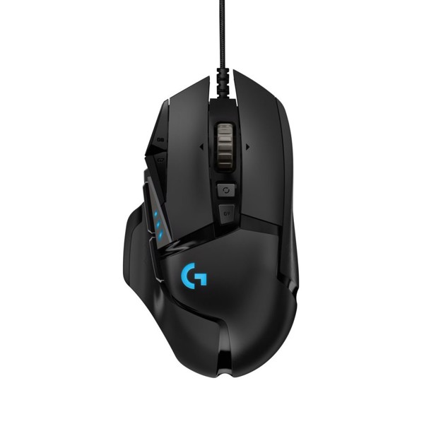 Logitech G502 HERO High Performance Gaming Mouse - Packshot 1