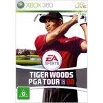 Tiger Woods PGA Tour Golf 08 - Packshot 1
