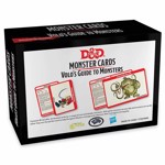 Dungeons & Dragons - Spellbook Cards Volo's Guide to Monsters Deck - Packshot 2