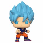 Dragon Ball Z - SSGSS Goku Pop! Vinyl Figure - Packshot 1