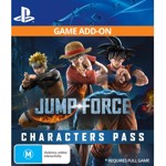 Jump Force - Characters Pass (Game Add-On) - Packshot 1