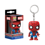 Marvel - Spider-Man - Spider-Man Pop! Vinyl Keychain - Packshot 1