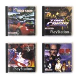 Official Classic PlayStation One Coasters - Packshot 1