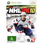 NHL 2K10 - Packshot 1